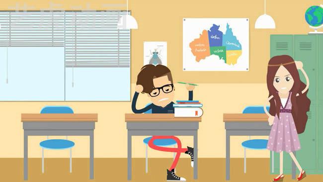 北京二维动画设计