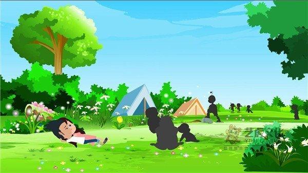 6卡通故事情节flash婚礼动画  3[00_01_16][20210113-162721]