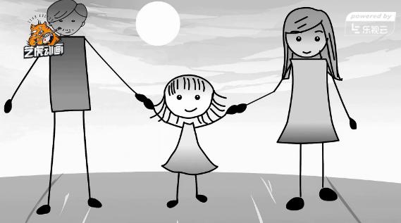 婚礼手绘动画视频短片定制
