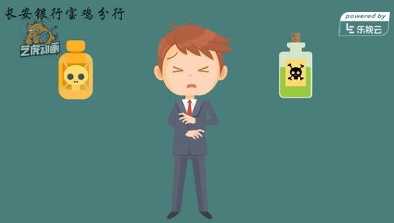 金融知识普及讲解演示动画