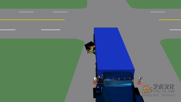 交通安全知识宣传公益动画